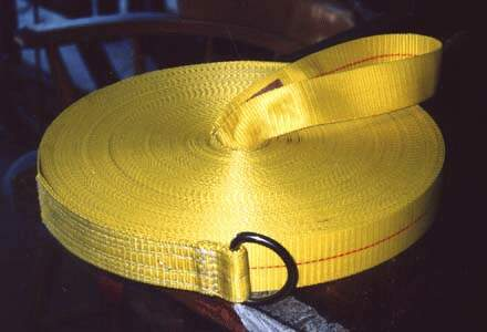"2"" Yellow - 200 ft. Anchor Line"
